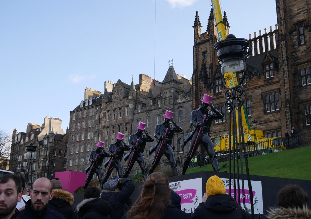 New Year In Edinburgh The Hogmanay 19 Review Thefestivals