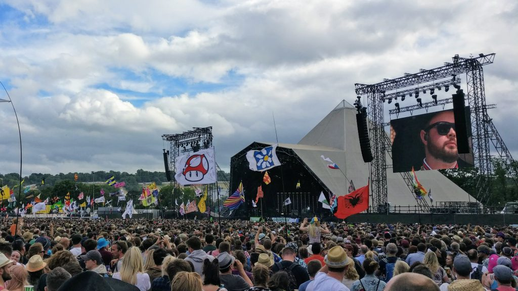 Glastonbury 2019 Which Stages Will Have Disabled Viewing